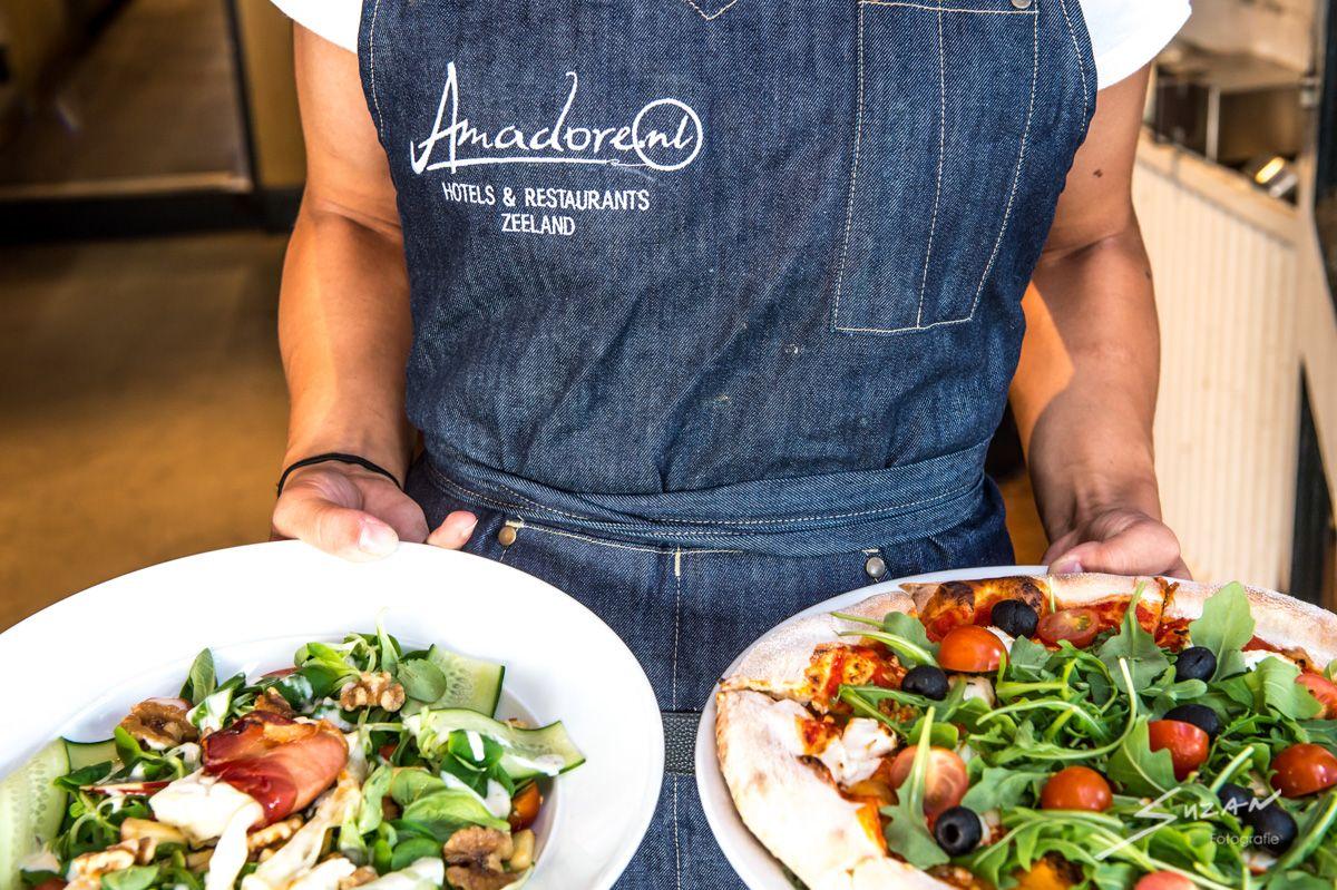 Amadore Zeeland bedrijfsreportage inclusief foodfotografie en interieurfotografie