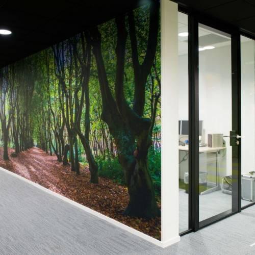 Interieur Rabobank WNB Vlissingen