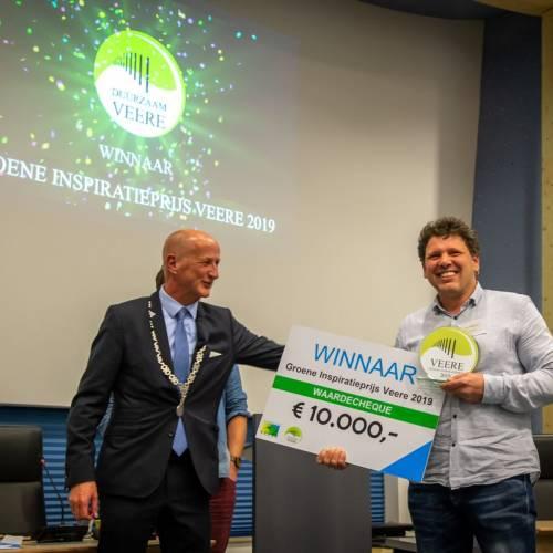 Groene Inspiratieprijs Veere 2019